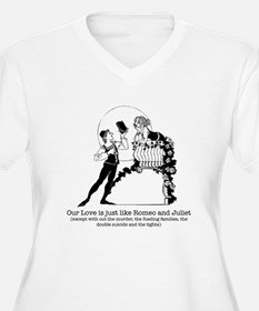 Romeo & Juliet -  T-Shirt