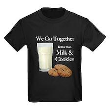 Milk & Cookies -  T