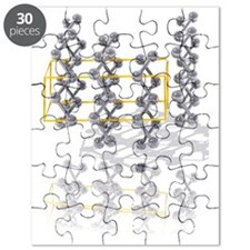 Arsenic crystal structure Puzzle
