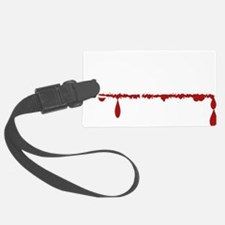 Trainer Zombie Luggage Tag