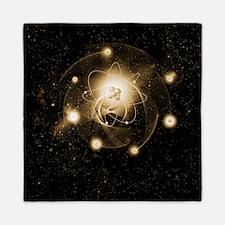 Atom, artwork Queen Duvet