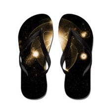 Atom, artwork Flip Flops