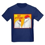 Got Attitude? Kids Dark T-Shirt