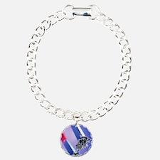 Horseshoe magnet attract Bracelet