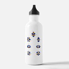 4f electron orbitals,  Water Bottle