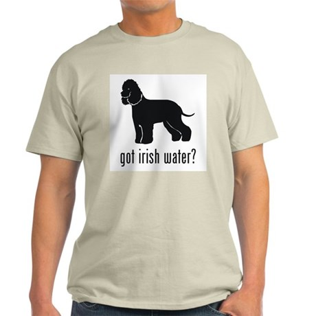 Irish Water Spaniel Light T-Shirt