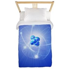 Atom, artwork Twin Duvet
