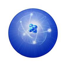 "Atom, artwork 3.5"" Button"