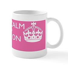 Keep Calm and Wag On Mug