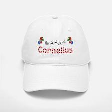 Cornelius, Christmas Baseball Baseball Cap