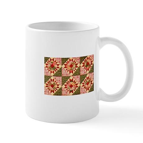 Susan's Quilt Mug