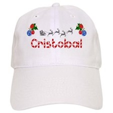 Cristobal, Christmas Baseball Cap