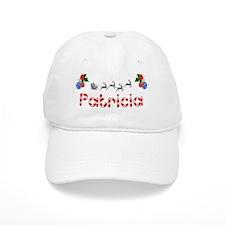 Patricia, Christmas Baseball Cap