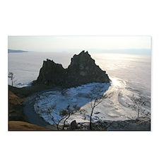 Burkhan Postcards (Package of 8)