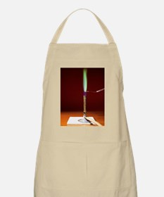 Copper flame test Apron