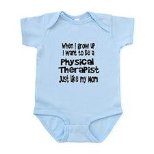 WIGU PT Mom Infant Bodysuit