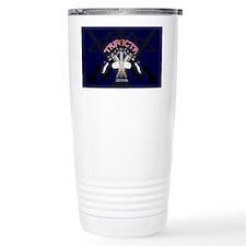 Trifecta Eagle Travel Mug
