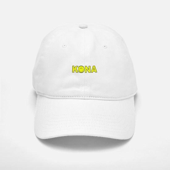 Kona, Hawaii Baseball Baseball Cap