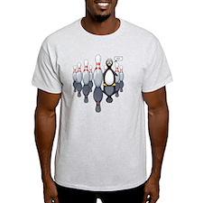Bowling - Navy T-Shirt
