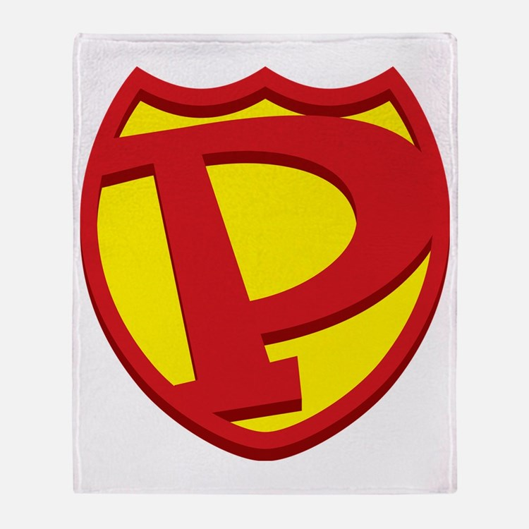 SuperPapa Sheild Only Throw Blanket