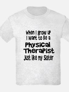WIGU PT Sister T-Shirt
