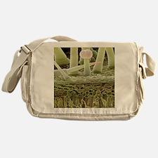 Potato leaf, SEM Messenger Bag