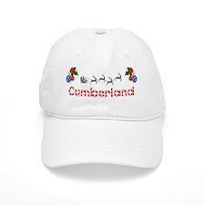Cumberland, Christmas Baseball Cap