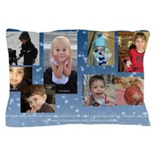 2013 Faces of CDH - January Pillow Case