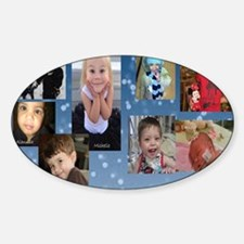 2013 Faces of CDH - January Decal