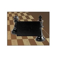 Chess Quote- Brilliance Picture Frame