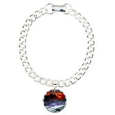 Bathory Charm Bracelet, One Charm