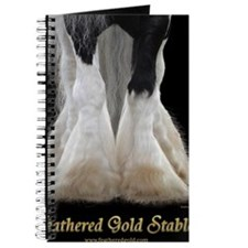 Feathered Gold Stables Journal