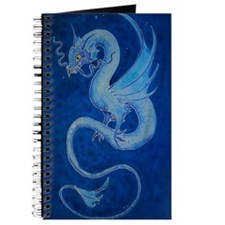 Mystical Blue Dragon Journal
