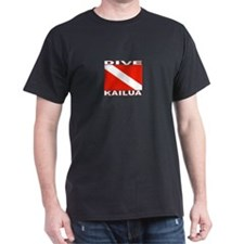 Dive Kailua, Hawaii T-Shirt