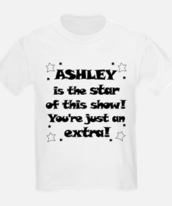Ashley is the Star T-Shirt
