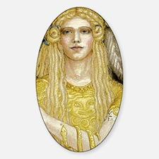 Athena iPad 2 case Decal