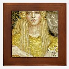 Athena iPad 2 case Framed Tile