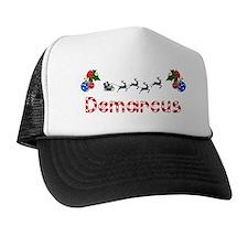 Demarcus, Christmas Trucker Hat