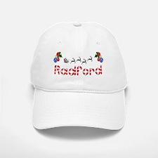 Radford, Christmas Baseball Baseball Cap