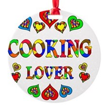Cooking Lover Ornament