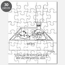 Sacrificial Virgin Puzzle