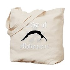 Artist of movement tumbling Tote Bag