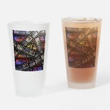 Photographic film, computer artwork Drinking Glass