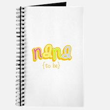 Nana To Be Journal