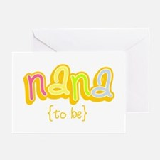 Nana To Be Greeting Cards (Pk of 10)