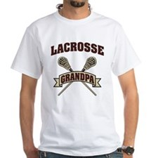Lacrosse Grandpa Shirt