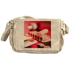 Stop smoking aids Messenger Bag