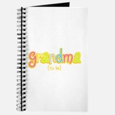 Grandma to Be Journal