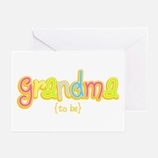 Grandma to Be Greeting Cards (Pk of 10)