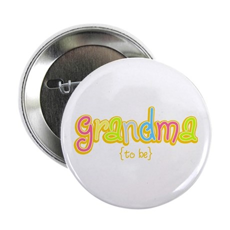 Grandma to Be Button